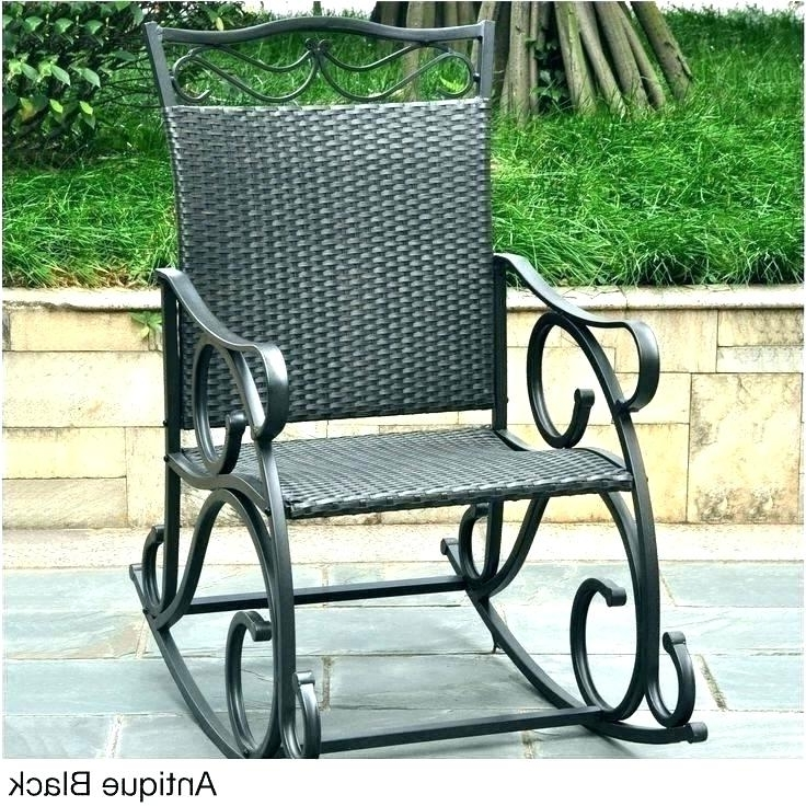 Favorite Pvc Outdoor Furniture Rocking Chair Patio Furniture Pipe Furniture In Patio Rocking Chairs With Covers (View 6 of 20)