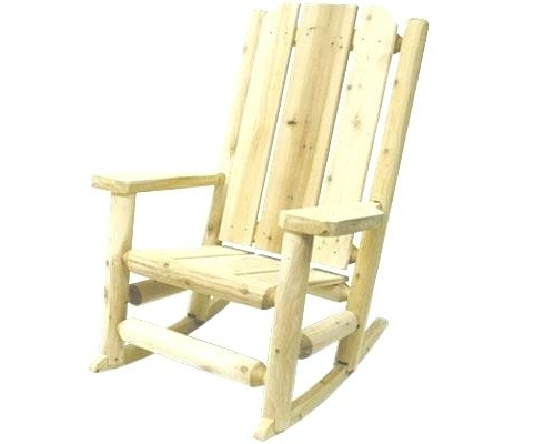 Favorite Rocking Chairs At Kroger Pertaining To Log Rocking Chair Log Rocking Chair Log Rocking Chairs Sale – Salesammo (View 4 of 20)