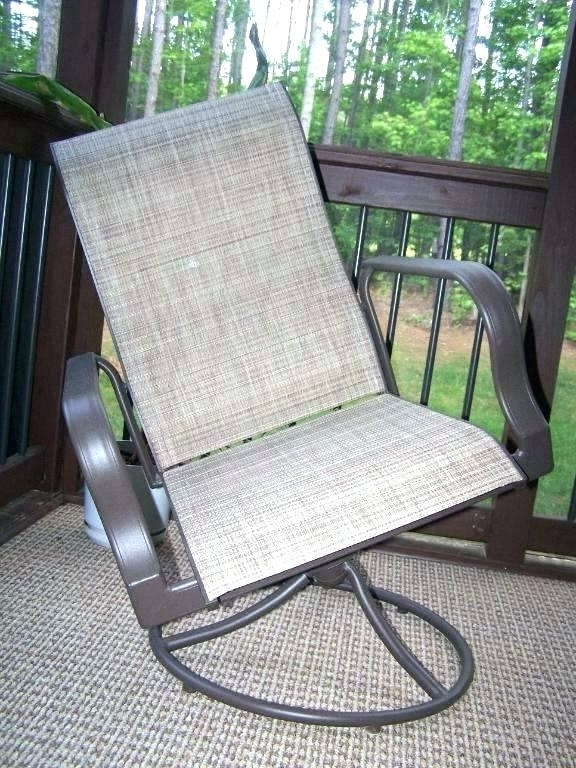 Hampton Bay Rocking Patio Chairs Throughout Preferred Hampton Bay Furniture Covers (View 10 of 20)