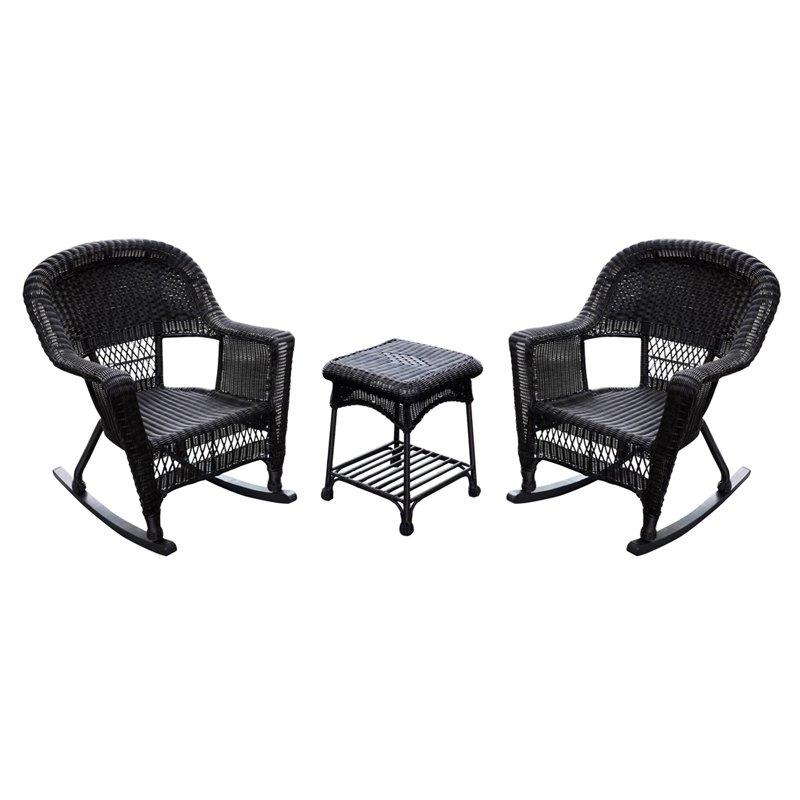 Hayneedle Regarding Rattan Outdoor Rocking Chairs (View 6 of 20)