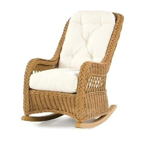 Indoor Wicker Rocking Chair Glamorous – Savaayo With 2017 Indoor Wicker Rocking Chairs (View 7 of 20)