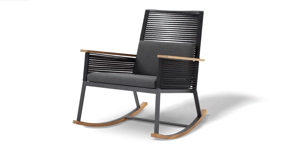 Kettal Landscape Outdoor Rocking Chair (Gallery 1 of 20)