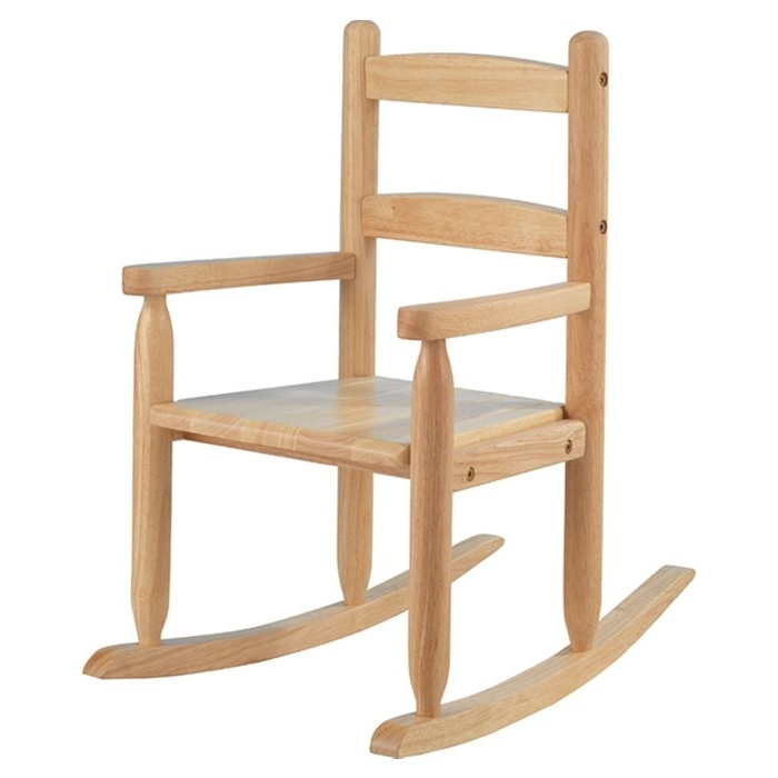 Kids Rocking Chair Kidkraft 2 Slat Kids Rocking Chair Reviews With Most Recently Released Rocking Chairs At Wayfair (View 6 of 20)