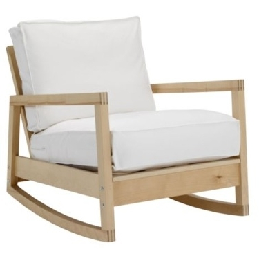 Latest Ikea Rocking Chairs Inside Lillberg Rocking Chair (View 11 of 20)