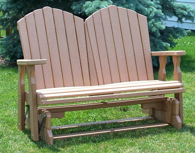 Latest Rocking Bench Outdoor Poly Outdoor Furniture Furniture Outdoor With Regard To Patio Furniture Rocking Benches (View 9 of 20)