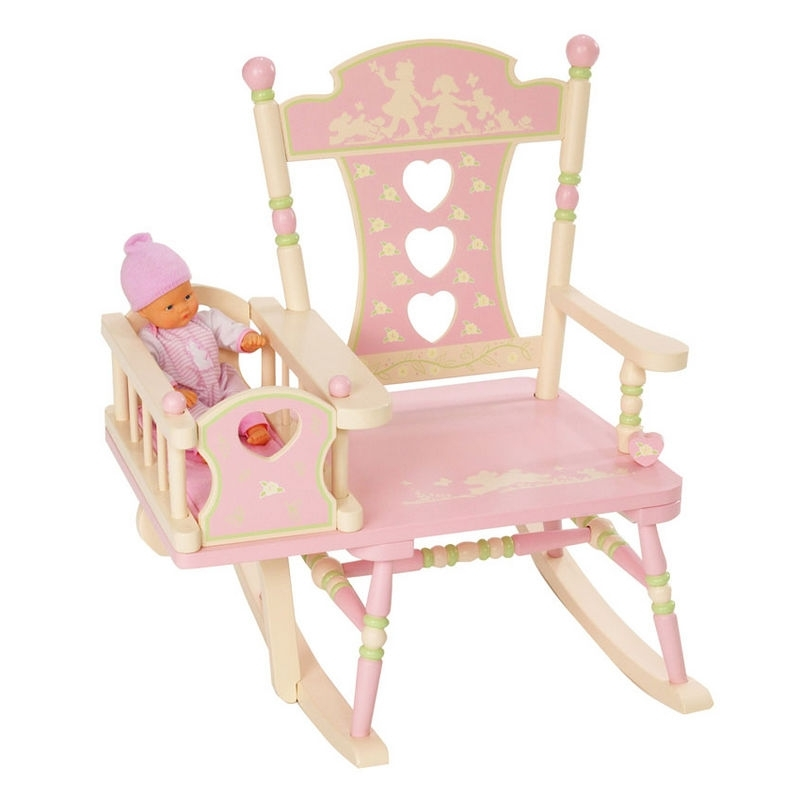 Latest Rocking Chairs Doll : Lonielife Decoration – Rocking Chairs For Babies With Regard To Rocking Chairs For Babies (View 8 of 20)