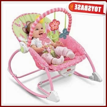 Latest Rocking Chairs For Babies For The Infant To Toddler Rocker Electric Rocking Chair For Babies With (View 9 of 20)