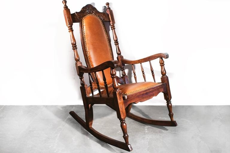 Featured Photo of Victorian Rocking Chairs
