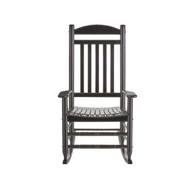 Most Current Manhattan Patio Grey Rocking Chairs Regarding Rocking Chairs – Patio Chairs – The Home Depot (View 8 of 20)
