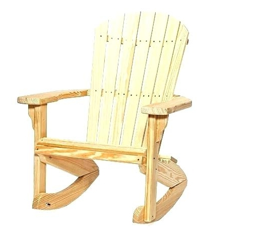 Most Current Yellow Outdoor Rocking Chairs Throughout Fabulous Wooden Porch Rockers E5971780 Rocking Chairs Outdoor (View 15 of 20)