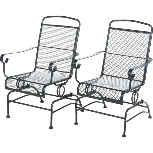 Most Popular American Made Rocking Chairs This Made Handcrafted Outdoor Patio Pertaining To Patio Rocking Chairs And Gliders (View 8 of 20)