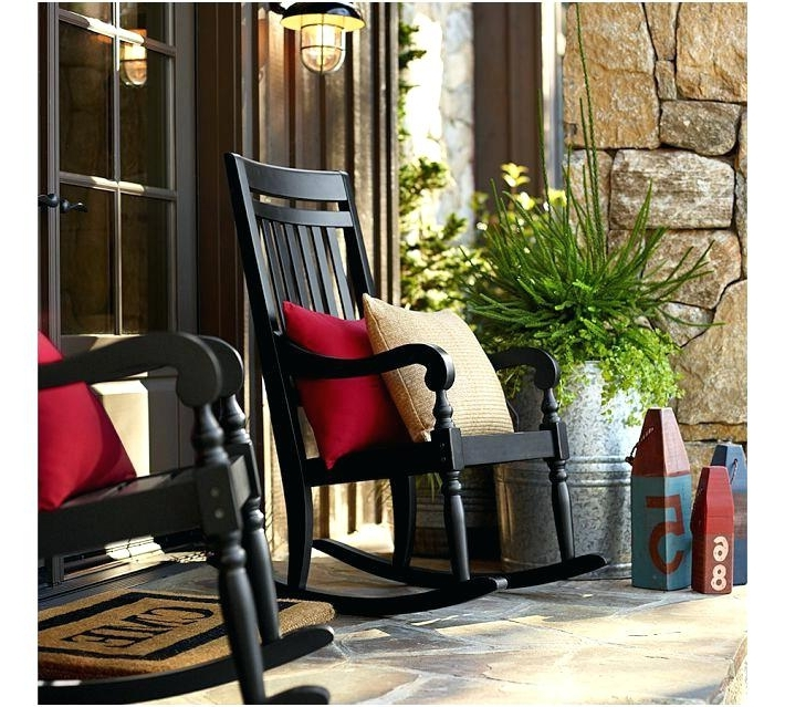 Most Popular Front Porch Rockers A Modern Looks Best Rocking Chairs Images On Inside Rocking Chairs For Front Porch (View 6 of 20)