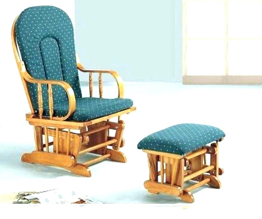Most Popular Rocking Chairs With Ottoman Intended For Rocking Chair With Ottoman – Bluebirdvn (View 7 of 20)