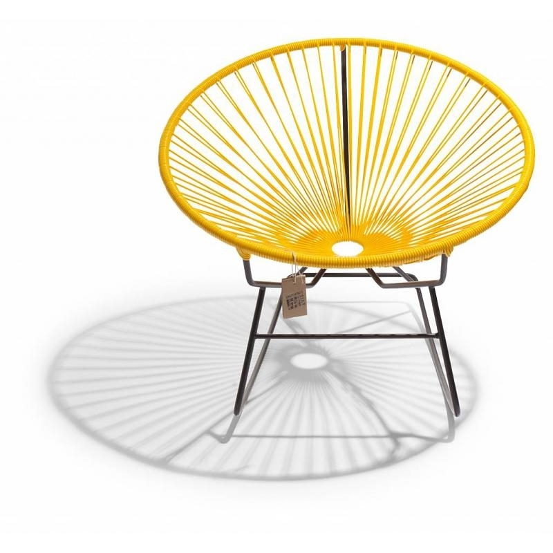 Most Recent Condesa Rocking Chair – Yellow – Fairfurniture Pertaining To Yellow Outdoor Rocking Chairs (View 20 of 20)