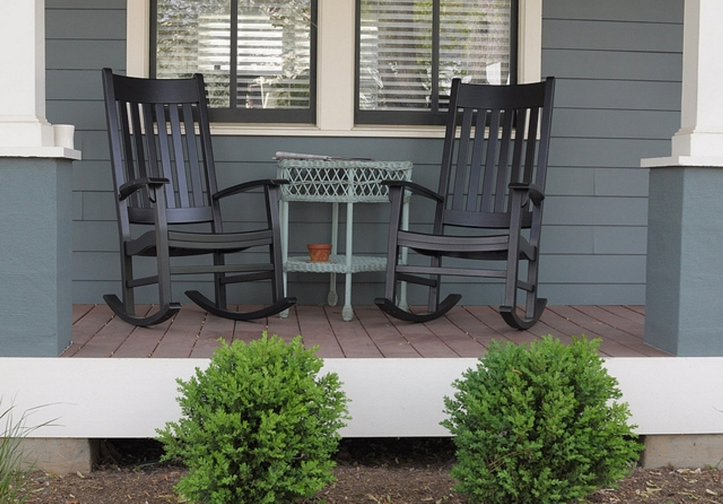 Most Recent Front Porch Chairs Rocking (View 5 of 20)