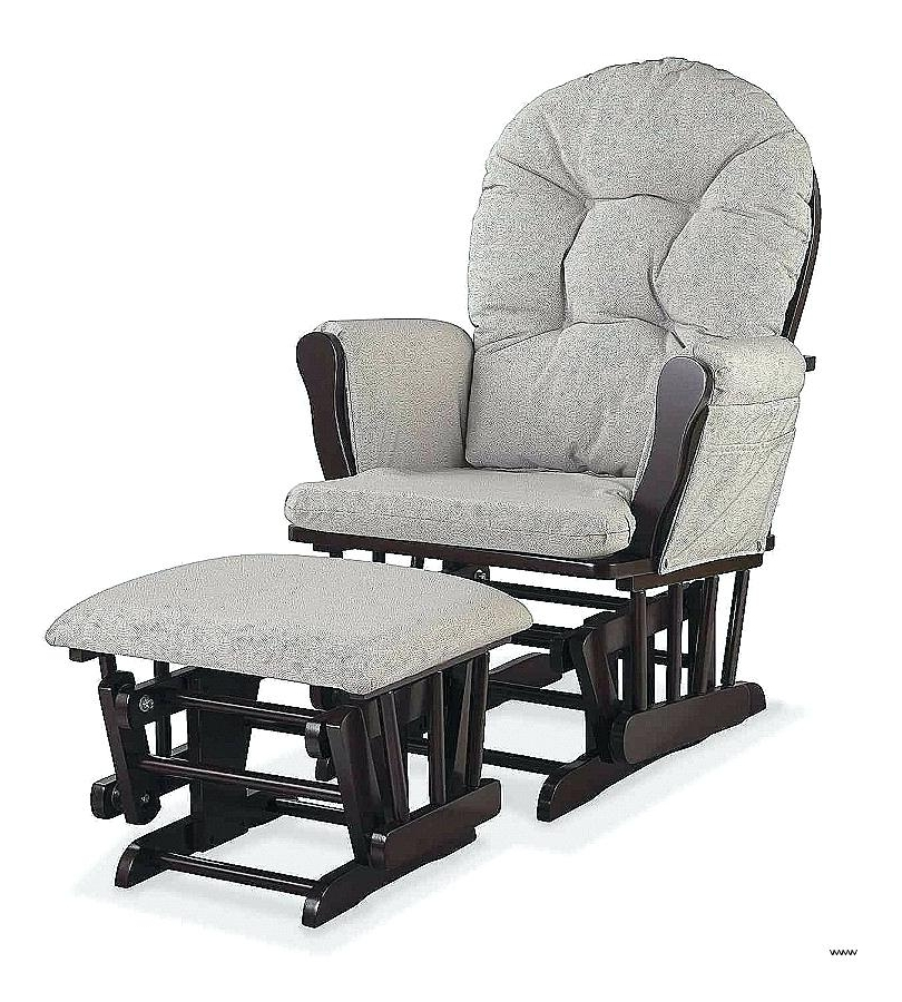 Most Recent Swivel Glider Rocking Chair Rocker Glider Chair Swivel Glider In Patio Rocking Chairs With Ottoman (View 8 of 20)