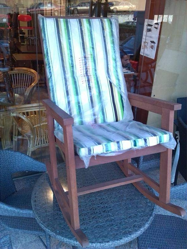 Most Recently Released 2 Rocking Chairs In Box .new (View 7 of 20)