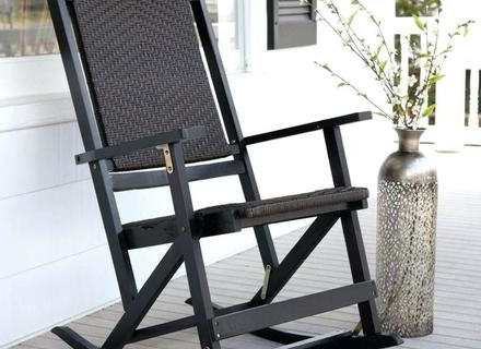 Most Recently Released Outdoor Patio Rocking Chairs Regarding Outdoor Patio Rocking Chairs – Torino (View 20 of 20)