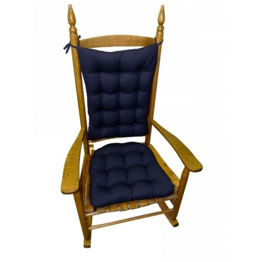 Most Recently Released Xl Rocking Chairs In Xl Rocking Chair Pads : Ideas For Wooden Chair With Chair Pads (View 19 of 20)