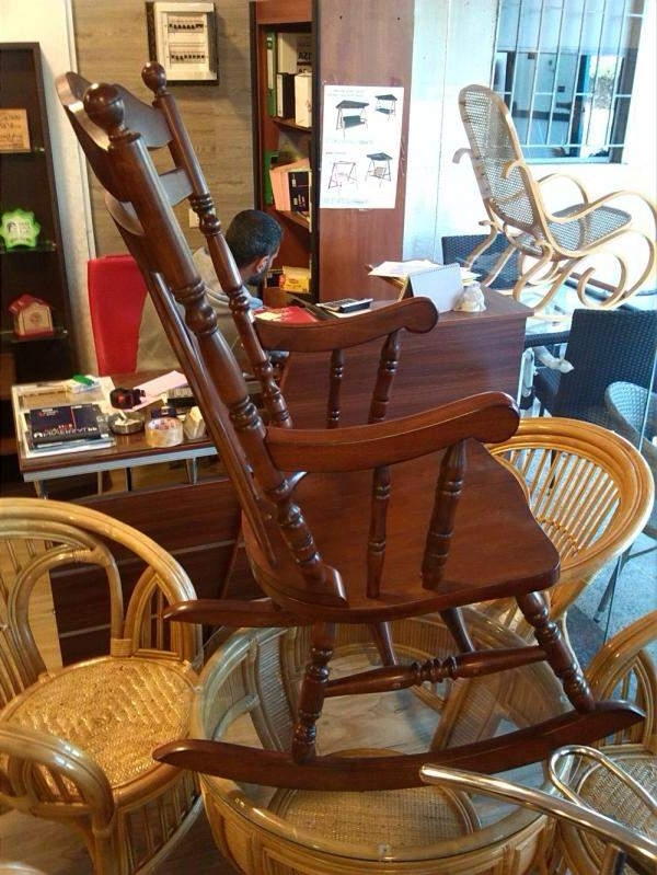 Most Recently Released Zen Rocking Chairs With 2 Rocking Chairs In Box .new (View 7 of 20)