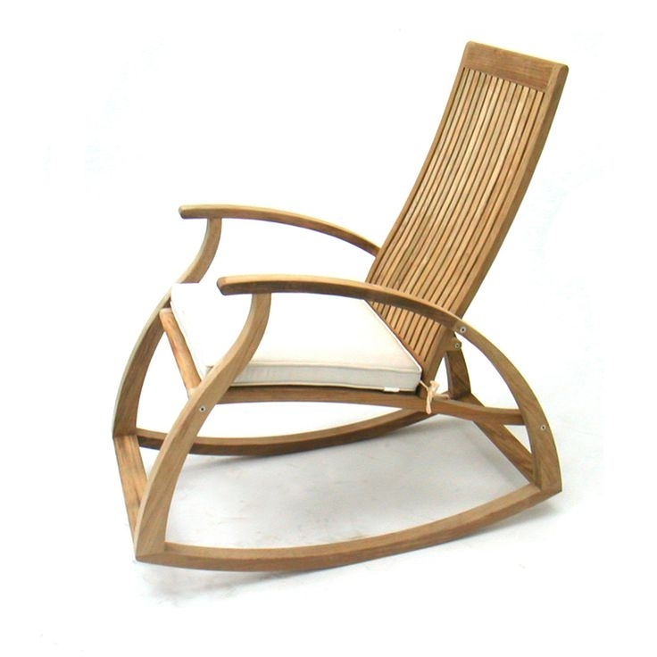 Most Up To Date Modern Outdoor Rocker Double Rocking Chair Aria Lovely For 14 51151 With Regard To Modern Patio Rocking Chairs (View 14 of 20)