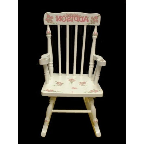 Most Up To Date Rocking Chairs /medium Natural Rocker /french Roses Regarding Rocking Chairs At Roses (View 6 of 20)