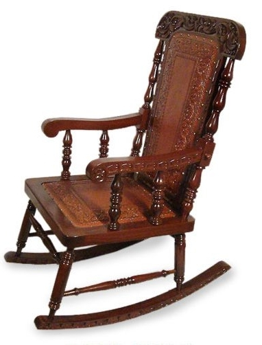 Newest Novica Nobility Rocking Chair & Reviews (View 12 of 20)