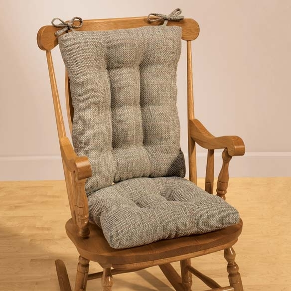 Newest Rocking Chair Cushions Uk – Changing Rocking Chair Cushions – Yo2Mo For Rocking Chairs With Cushions (View 7 of 20)