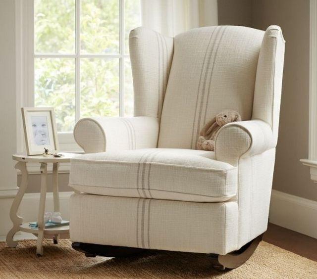 Nursery Rocking Chair (Gallery 6 of 20)