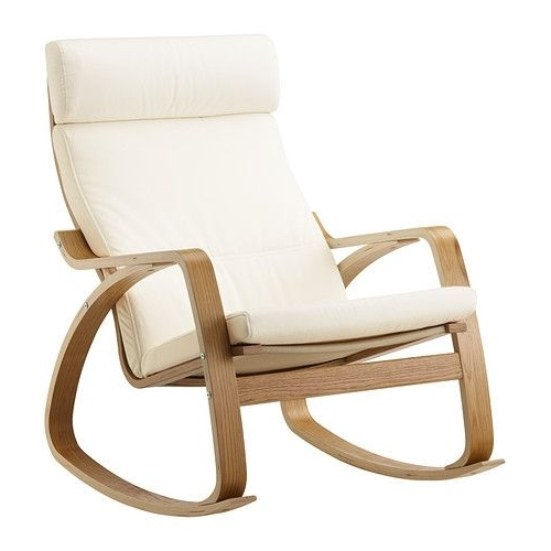 Nursing Chair From Ikea, Might Need A Chair In The Loungeroom And Pertaining To Trendy Rocking Chairs At Ikea (View 11 of 20)