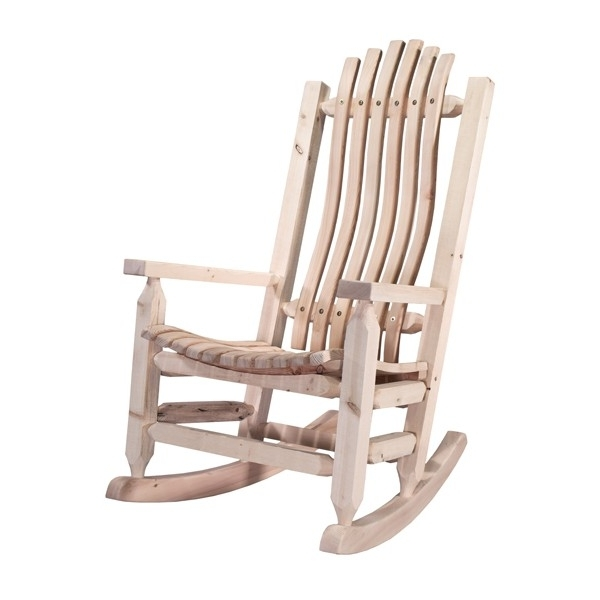 Nutshell Stores – Free Shipping Everyday! Regarding Best And Newest Rocking Chairs For Adults (View 13 of 20)