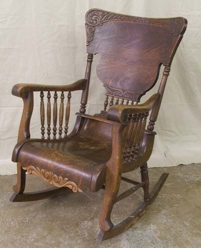 Old Fashioned Rocking Chairs For Well Known 238 Best Rocking Chair Images On Pinterest Old Fashioned Rocking (View 13 of 20)
