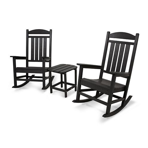 Outdoor Rocking Chair Set Contemporary Amusing 9 Ipscecuador Org With Regard To Preferred Outdoor Rocking Chairs With Table (View 11 of 20)
