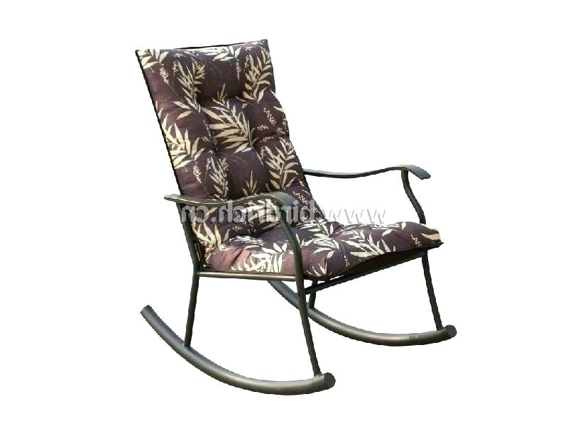 Patio Rocking Chair Stunning – Savaayo In Latest Patio Metal Rocking Chairs (View 16 of 20)