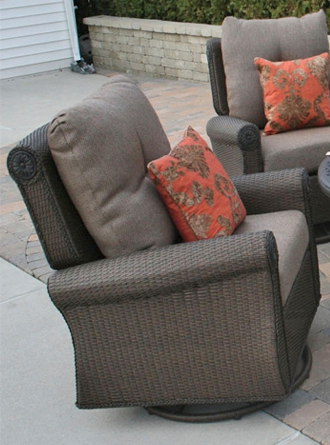 Patio Rocking Chairs Sets With Regard To Most Current Rocking Patio Furniture Set Deal Alert Malibu Outdoor Adirondack (View 5 of 20)