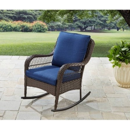 Patio Rocking Chairs With Preferred Rocking Chairs For Porch Outdoor – Ungrounded (View 12 of 20)