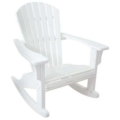 Plastic Patio Furniture – Free Shipping – Rocking Chairs – Patio Within Famous Plastic Patio Rocking Chairs (View 5 of 20)