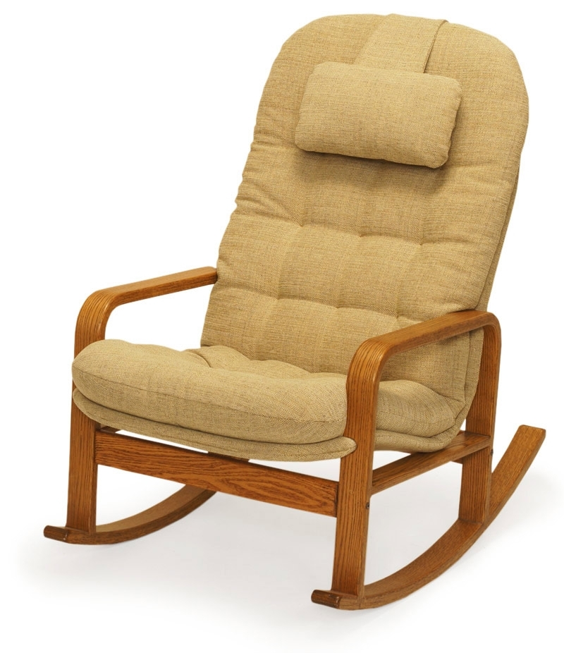 Popular Brigger Furniture – Custom Seats Made To Fit Your Body With Rocking Chairs With Lumbar Support (View 13 of 20)