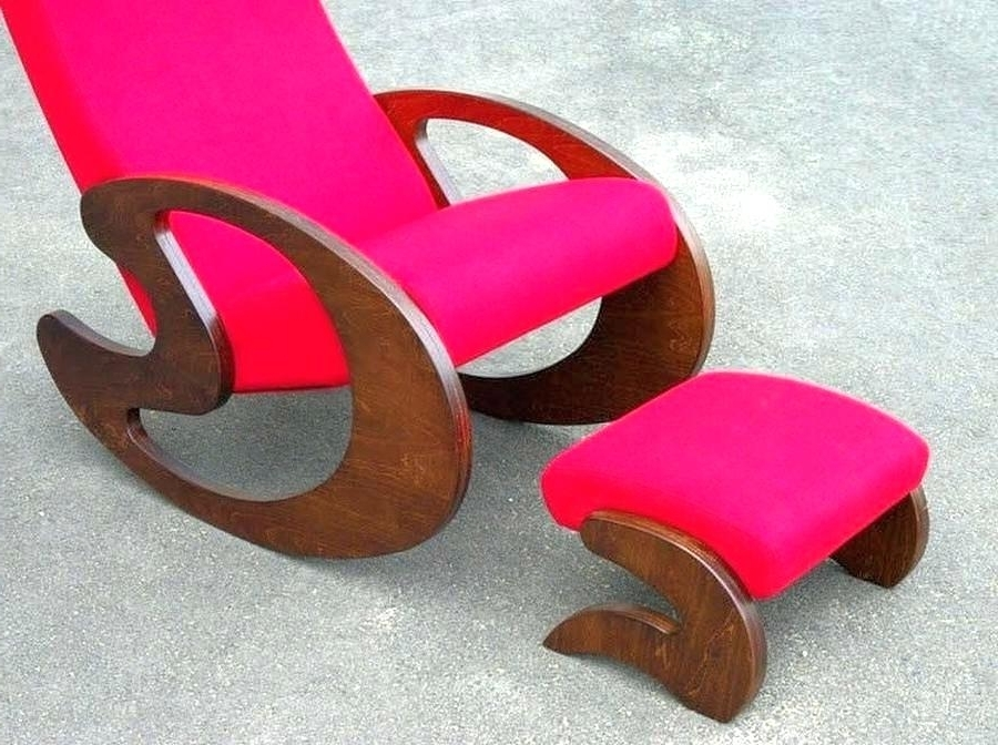 Popular Rocking Chair Footrest Rocker Don With Footrest Rocking Chair With Within Rocking Chairs With Footrest (View 9 of 20)