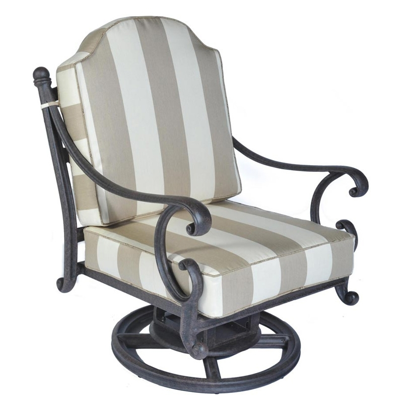 Preferred Hampton Bay Rocking Patio Chairs Intended For Patio Furniture Rockers Swivel Rocker Patio Chairs Sling Black (View 15 of 20)