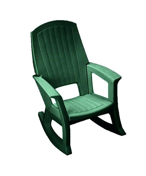 Preferred Resin Patio Rocking Chairs Within Stackable Resin Patio Chairs – Carlsonds (View 17 of 20)
