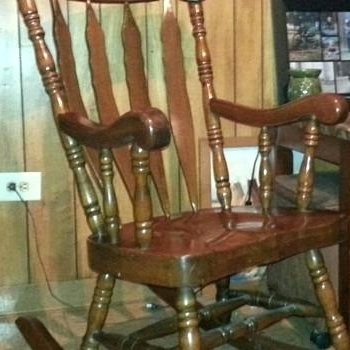 Preferred Rocking Chairs Adelaide For Wood Furniture Rocking Chair Happy And Classical Mahogany Old (View 13 of 20)