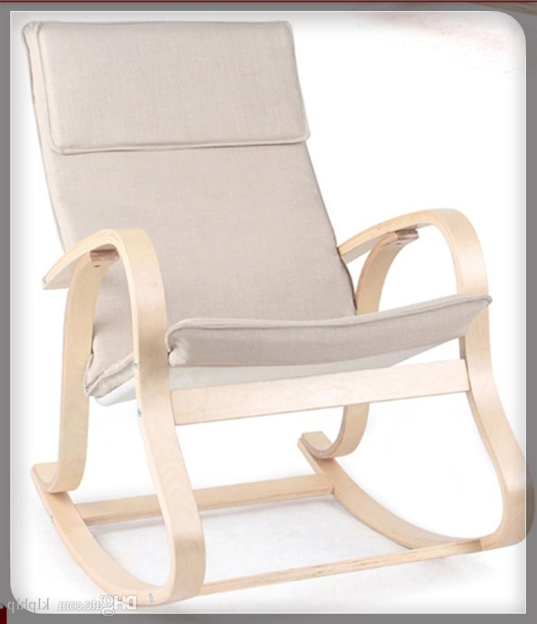 Preferred Rocking Chairs For Garden In 2018 Garden Furniture Bentwood Rocking Chair Glider Wicker Recliner (View 12 of 20)