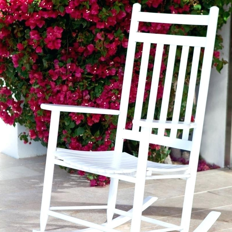 Preferred Small Patio Rocking Chairs Intended For Small Glider Chair Cane Back Rocking Chair Oak Glider Small Glider (View 8 of 20)