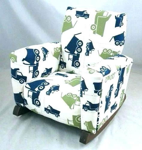 Preferred Toddler Upholstered Chair Image Of Toddler Upholstered Rocking Chair Intended For Rocking Chairs For Toddlers (View 10 of 20)