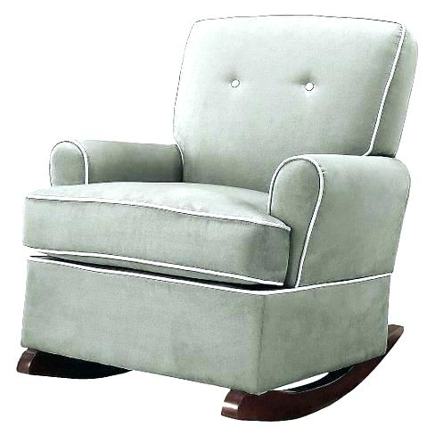 Preferred Upholstered Rocking Chairs With Wooden Glider Rocking Chair Cushions Target Gliders Wood Baby Chairs (View 18 of 20)