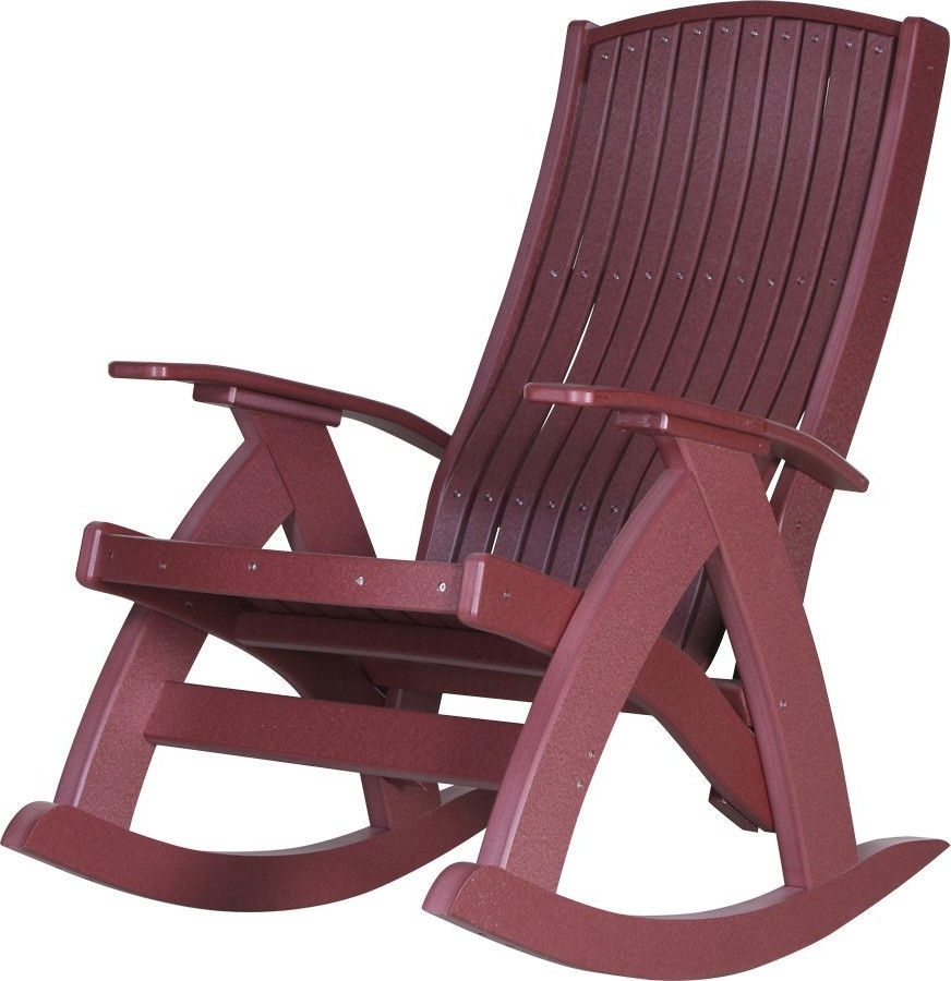 Products Throughout Trendy Rocking Chairs With Lumbar Support (View 15 of 20)