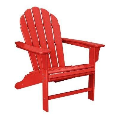 Red – Patio Chairs – Patio Furniture – The Home Depot Pertaining To Favorite Red Patio Rocking Chairs (View 5 of 20)