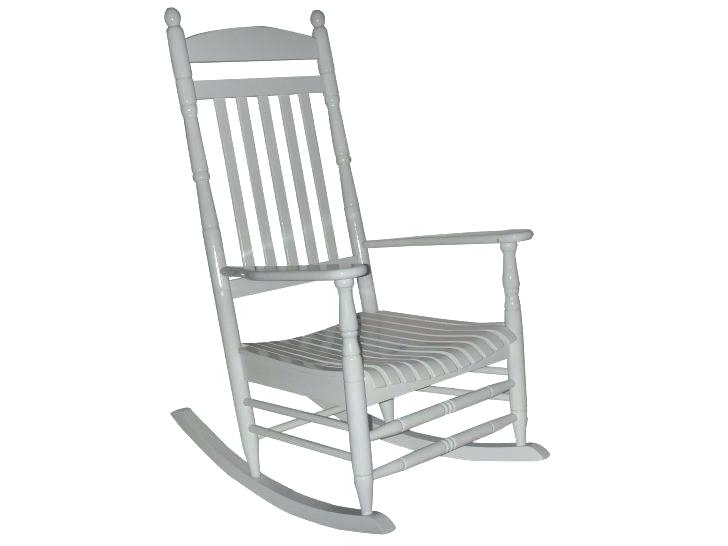 Resin Rockers White Resin Rocking Chair Black Wicker Rocking Chairs Intended For Most Up To Date Lowes Rocking Chairs (View 16 of 20)