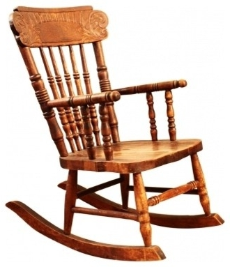 Retro Rocking Chairs Intended For Most Recent Exquisite Art Vintage Rocking Chair Old Rocking Chairs Luxury (View 14 of 20)
